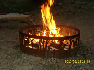 fire ring montana