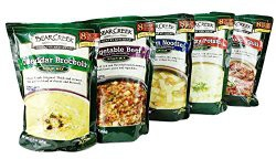 dehydrated soups