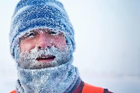 cold man